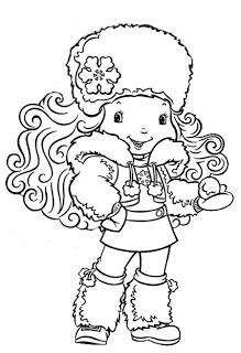 desenhos para imprimir e colorir da Menina Bonita