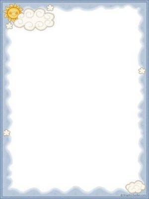 Papel de carta infantil para imprimir 35 fotos for Papel para empapelar infantil