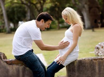 fotos de grávidas na natureza