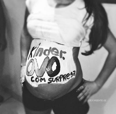 fotos de grávidas com pintura na barriga