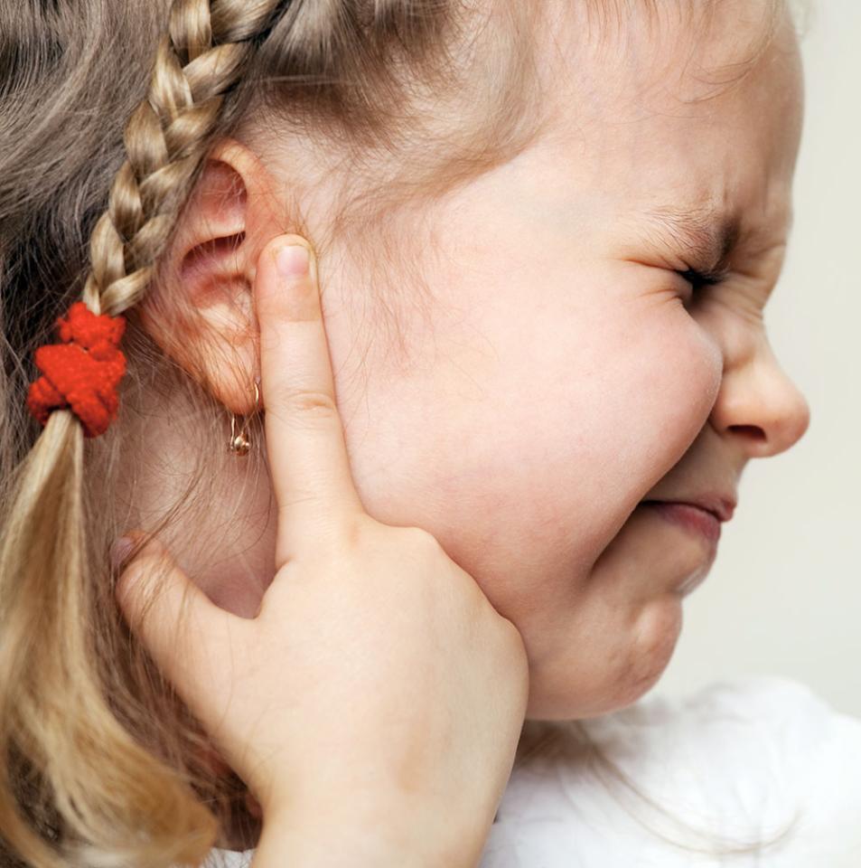 sangramento no ouvido o que pode ser
