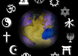 religiões no mundo