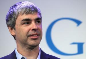 quem fundou o google - Larry Page