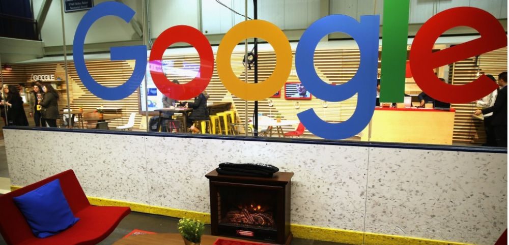 sede do google