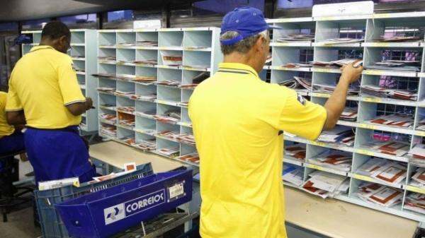 horário de funcionamento dos correios