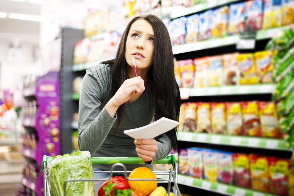 Lista de Compras de Supermercado para imprimir