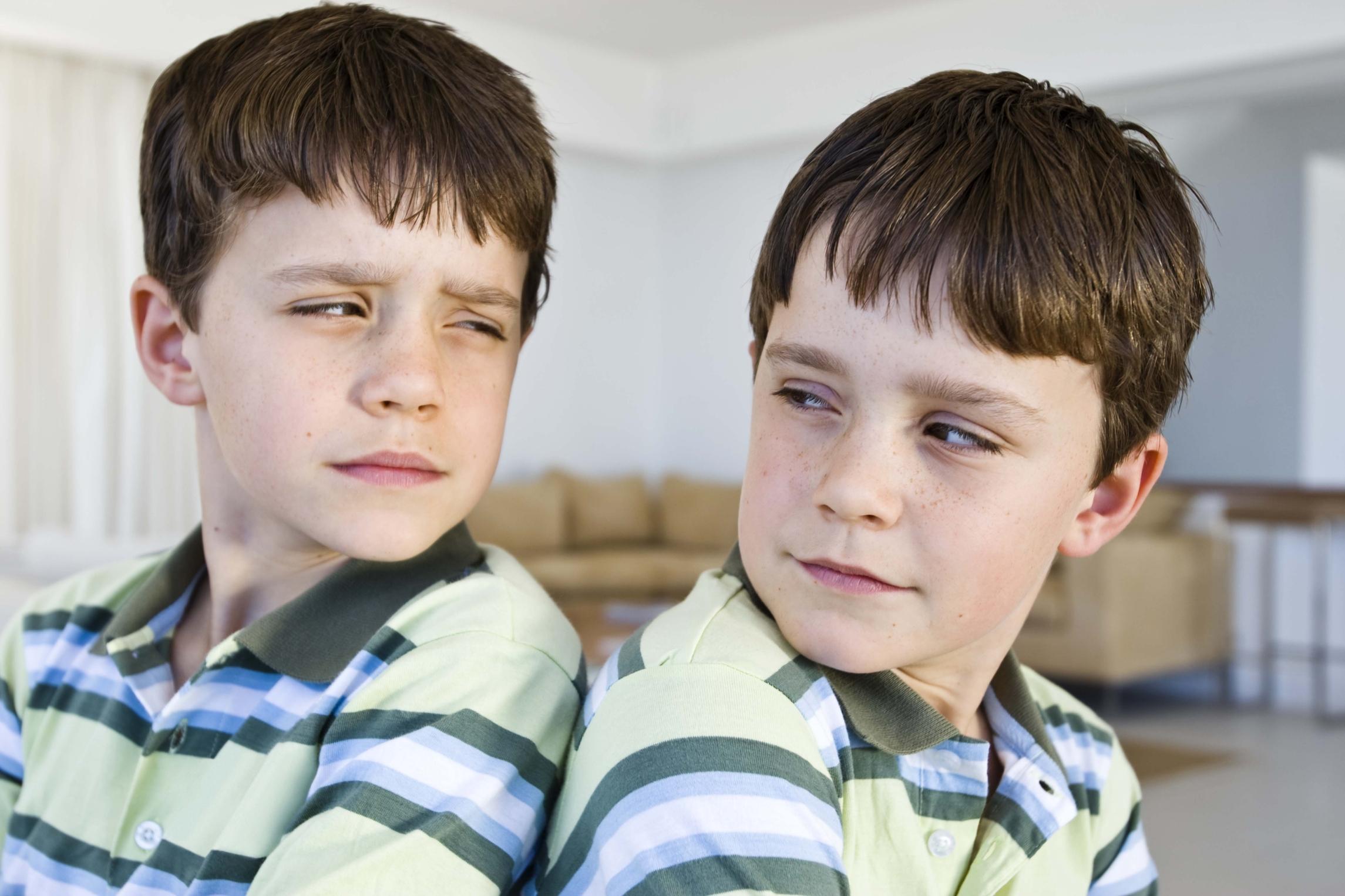 Gêmeos univitelinos e bivitelinos