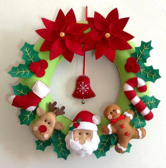 Guirlanda de Natal: 60 Modelos Diferentes para sua Decoração