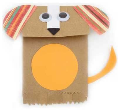 brinquedos reciclados de papelão