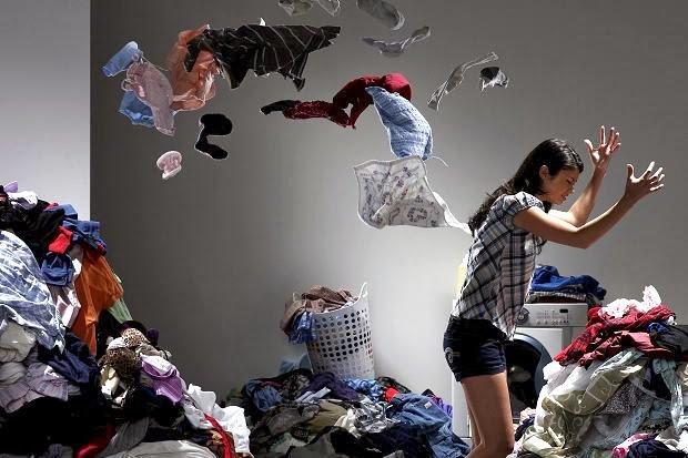 como deixar as roupas cheirosas