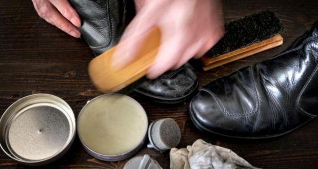 Como engraxar sapato