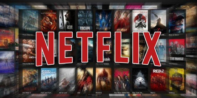 Como Funciona a Netflix