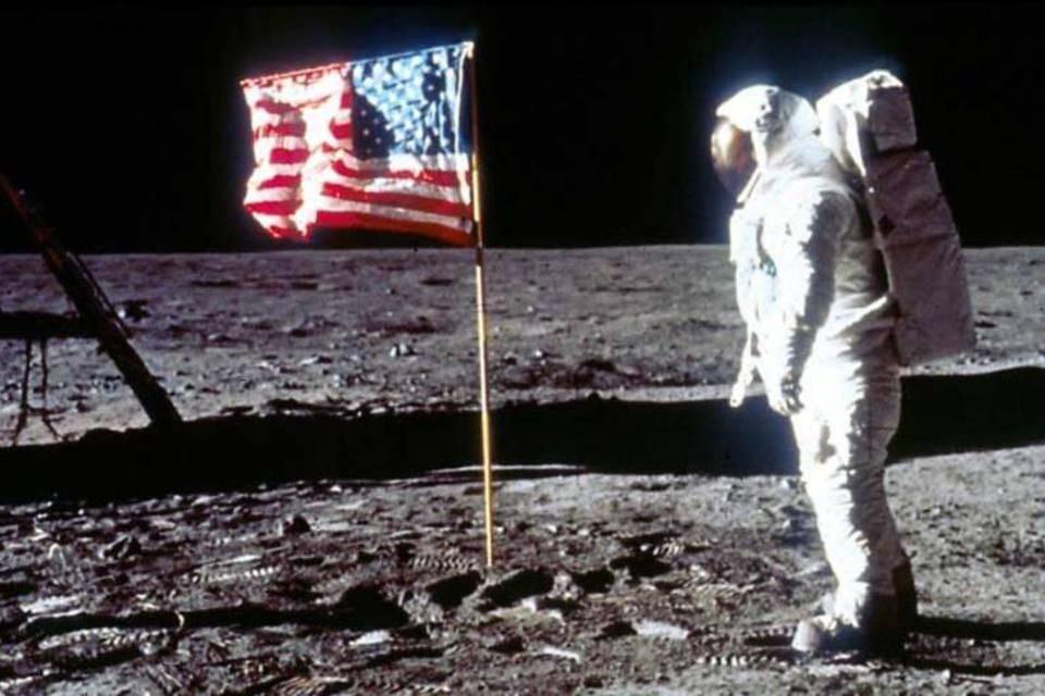 Quantas vezes o homem foi a lua